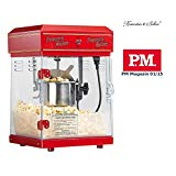 Profi Retro Popcorn Maschine für Ihren Heimkinoabend