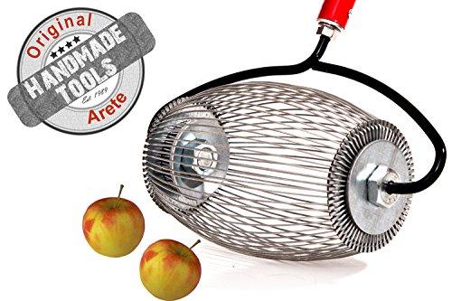 GeschenkIdeen.Haus - Apfel-Sammler - Sammelt Fallobst Äpfel ohne Bücken!