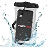 Strandtasche/Schutzhülle für Smartphones/GPS-Geräte am Strand