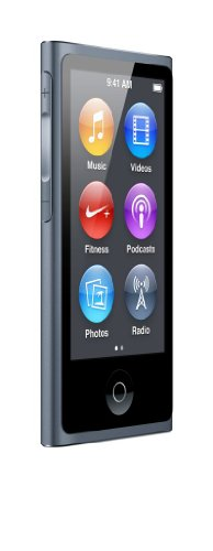 GeschenkIdeen.Haus - Apple iPod Nano 16 GB (7. Generation) Space Gray