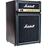 Kühlschrank als Marshall-Soundbox