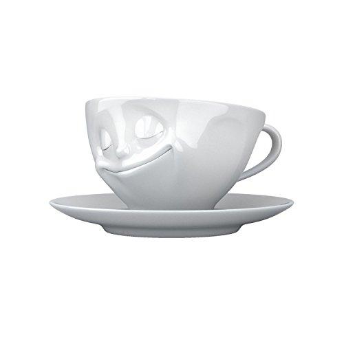 GeschenkIdeen.Haus - Lustige Tassen - Die glückliche Kaffeetasse