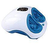 GeschenkIdeen.Haus - Fußreflexzonen Massagegerät mit 3D-Luftmassagetechnik & Wärmefunktion