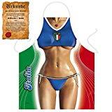 Sexy Küchenschürze - Italian Girl