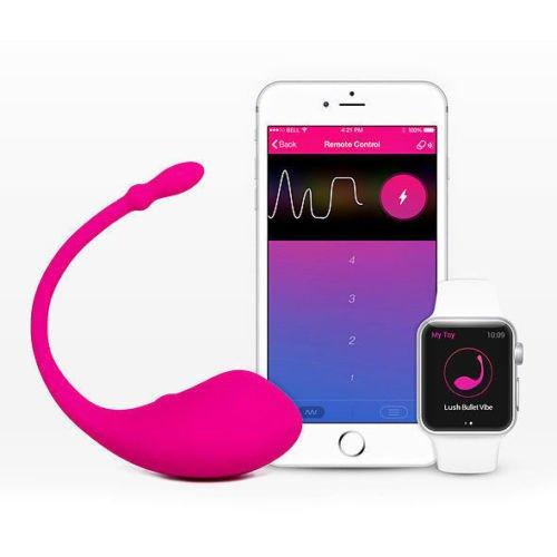 GeschenkIdeen.Haus - Lovense - Vibrator zur Befriedigung der Frau via Smartphone