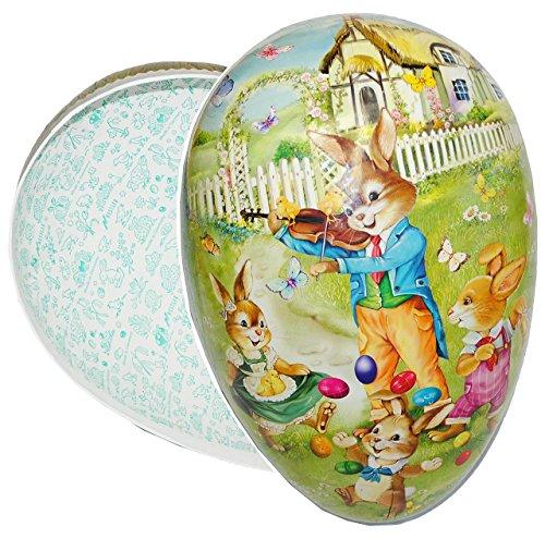 GeschenkIdeen.Haus - Oster-Pappei zum Füllen mit Süßigkeiten