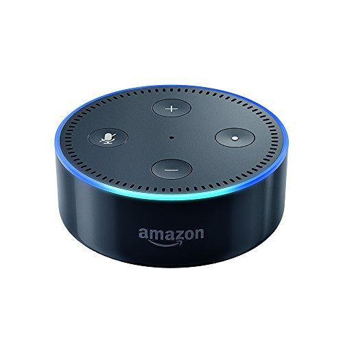 GeschenkIdeen.Haus - Alexa: Amazon Echo Dot (2. Generation) in Schwarz