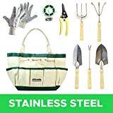 Gartenwerkzeug-Set für Hobby- & Profigärtner