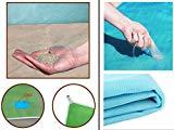 Sandfreie Strandmatte/Picknickdecke die Sand, Schmutz & Staub abweist