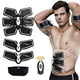 Muskelstimulator - Mit Elektro-Pads & ohne Training Muskeln aufbauen