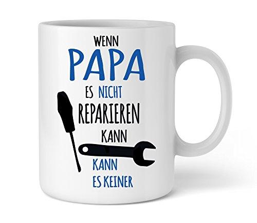 GeschenkIdeen.Haus - Kaffee-Tasse für Väter