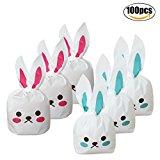 Kaninchen Süßigkeiten-Verpackung für Ostern - Für Gepäck und Schokolade