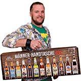 Männerhandtasche XXL von Kalea - 12x 0,33 l Bierflaschen Set