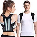 Komfortabeler Rückenstabilisator zur Haltungskorrektur - für Männer